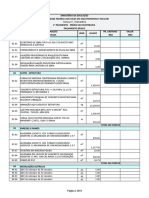 Planilha Da Licitação 2 Pav Da Fisioterapia - Em Branco (1)