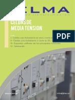 Catalogo Selma 2017 Celdas Media Tension
