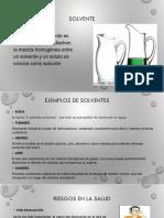 exposicion riesgos quimicos