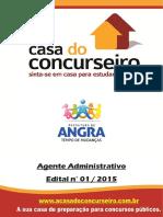 Apostila Prefangradosreis 2015 Agenteadministrativo