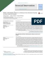 miedo conformidad y violencia - la violencia en las relaciones de pareja - Ecuador.pdf