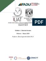 Material Docente Modulo 1
