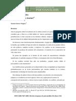 Patologias Actuales o Actualizacion de Teorias