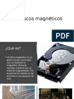 Discos Magnéticos
