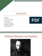 Seminário Bakhtin