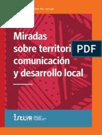 Miradas sobre territorio, comunicación y desarrollo local