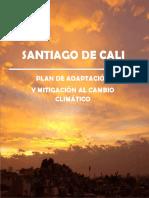 Plan de Adaptacion y Mitigacion Al Cc Santiago de Cali