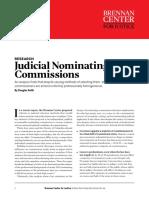 Judicial Nominating Commissions