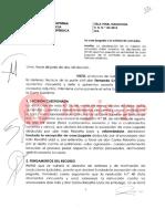 Sentencia Constitucional 0770 2012 Irret