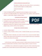 Características Del Diseño de Comunicación Visual