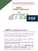 Introdução e Principios Básicos Da Cura UV