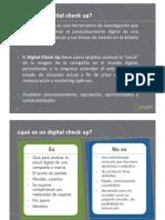 Digital Check Up - Ignacio Marquez