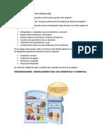 Requisito e Información de La Etiqueta Retiq