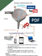 1Work Principio Evoluzione futuro 2011 Web2.0 Web3.0 Mobile SaaS