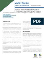 Boletin Modelos Estadisticos Para La Determinacion de Respuestas Mecanicas