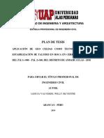 2.- Informe de Trabajo Mes de Abril Word Extra