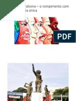 Diversidade e Desenvolvimento Humano - Multiculturalismo