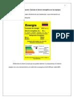 Ejercicio de Aplicación Calcular El Ahorro Energético en Los Equipos (Corregido)