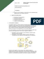 Informe de Laboratorio de Maquinas Electricas Nº2