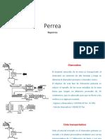 Diagrama de procesos beneficio mineral