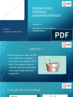 OUA1 - Hidrostatica e Hidrodinamica