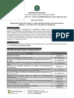RETIFICAÇÃO01 EDITAL12 Edital GestãoPós-Graduação GestãoPública-GovernançaePolíticasPúblicas