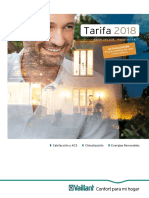 Tarifa Vaillant Actualizacion Julio 2018 1256457