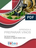 Manual Para Preparar Vino Caseros