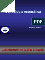 Semiología ecografica