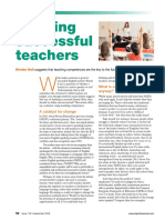 ETP Defining Successful Teachers