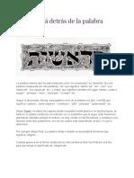 ¿Quién está detrás de la palabra Bereshit.pdf