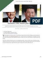 Exclusive_ CPEC Master Plan Revealed - Pakistan - DAWN.com