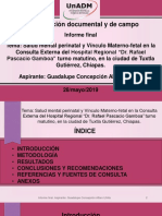 Investigación Documental y de Campo_GCAU