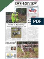 Vilas County News-Review, Nov. 3, 2010
