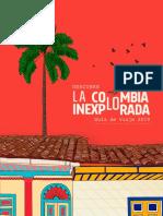 Español Colombia Inexplorada 2019