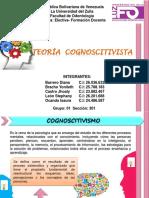 Teoría Cognoscitivista