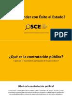 Cómo Venderle Al Estado_2019
