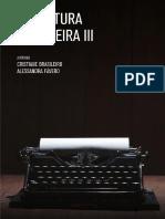 Literatura Brasileira III - Livro Da Disciplina