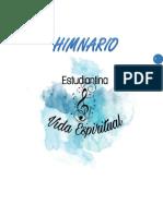 Himnario Estudiantina Vida Espiritual (GUITARRAS)
