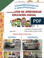 Ambientes de Aprendizaje (JSD) Octubre 2015