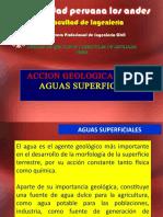 Geologia Clase x Aguas Superficiales