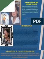 Exposicion de Irene Vasco