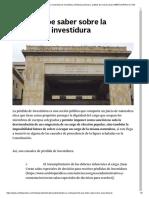 Pérdida de Investidura _ AMBITOJURIDICO.com