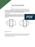 CIRCUITOS ELECTRICOS teorema de reciprocidad