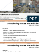 Manejo Grandes Ensamblajes - TPI