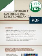 Normatividad y Costos de Ing