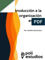 Introducción a La Organización Escolar