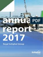 Schiphol Annual Report 2017