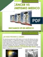 Cancer vs Biomagnetismo Medico 2013