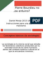 Sesión 2 Bourdieu y Sl FS